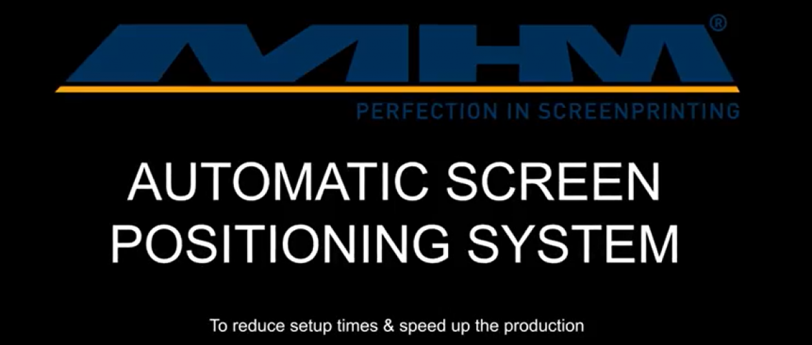 MHMs Automatic Screen Positioning System